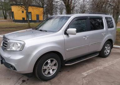 прокат Honda Pilot в СПб